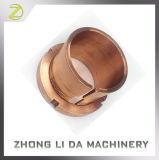 CNC Draaibank die Gesteunde Koper machinaal bewerken van de Ringen van de Olie het Vrije