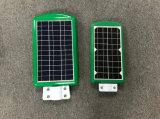 réverbère solaire de 20W DEL avec IP coloré 65 de boîtier