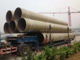 Tubi della vetroresina di FRP GRP per il trasporto liquido o del gas