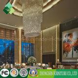 Комплект спальни 5 звезд роскошный президентский мебели гостиницы (ZSTF-03)