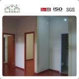 Luxuxfertiglandhaus-Licht-Stahlkonstruktion-Farben-Zwischenlage-Panel-Haus