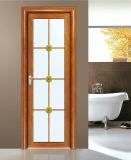 Modèle en verre simple de porte de salle de bains de prix usine pour le Sri Lanka