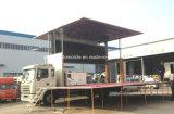 15 van het Beweegbare van het Stadium van de Vrachtwagen JAC Openluchtton Voertuig Van uitstekende kwaliteit van het Stadium