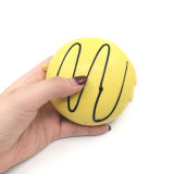Buntes weiches nettes traumhaftes Schaumgummiring-Geburtstag-Geschenk-langsames steigendes Squishy Spielzeug