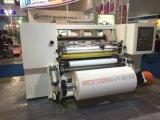 2018 Venta caliente el exceso de velocidad alta de la máquina de corte para la película de plástico el papel de aluminio