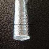 Aluminiumfolie-Fiberglas-Haken-u. Schleifen-Hülsen-Wärme-reflektierende Hülse