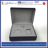Коробка подарка ювелирных изделий PU текстуры Grained для ювелирных изделий/кольца/ожерелья/браслета/пакета серег