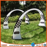 Baratos Diseño personalizado de puerta de la carrera de arco