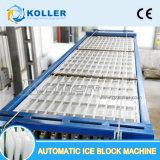 20トンまたは日容量の自動ブロックの製氷機(DK200)が付いている氷プラント