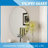die 2-6mm Möbel-Spiegel-Splitter-Spiegel-gibt Aluminiumspiegel-Kupfer Spiegel frei