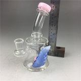 Фэн Шан мини стеклянный стакан воды трубку для курения