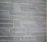 Finisseur de haute qualité la pierre de basalte noir de Hainan la pierre de lave basaltique anti-patinage
