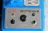 Gerade Gas-Ausschnitt-Maschine der doppelten Fackel-CG1-100