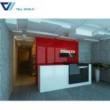 Bureau de réception de Salon de manucure/compteur de réception/caisse