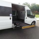 Levage de fauteuil roulant hydraulique pour la porte latérale de Van avec la conformité et la charge 300kg de la CE