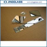 Ultra-fin de l'argent Salle de bains en verre miroir décoratif pour la Coupe de Glace de rétroviseur