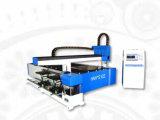 Machine de découpage de laser de fibre du GS 750W de Hans avec la bonnes rigidité et stabilité
