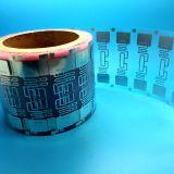9629 ESTRANGEIRO H3 etiqueta UHF inviolável para proteção da marca