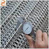 Tunnle 오븐 장비를 위한 금속 컨베이어 철망사 벨트