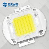 白いカラー高い発電の穂軸LED 80Wのための3%以下明るさの腐食