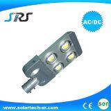 Aplicado na luz de rua solar 30W do diodo emissor de luz de 107 países
