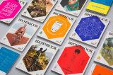 Il grippaggio perfetto ha progettato quattro libri per il cliente di stampa di colore