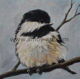 El chino de aves hechas a mano de pintura decorativa para decoración de pared