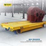 Veículo de transporte de panela de aço com mesa de pesagem