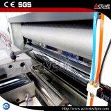 Belüftung-Plastik glasig-glänzende Dach-Fliese, die Maschine herstellt