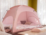 Family를 위한 실내 한국 Polyester Mosquito Net Bug Bed Tent