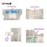 Qualité Encaier de mise à niveau remplaçable Tissu-Comme les couches-culottes africaines de bébé de Maket