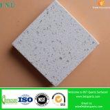 Weißer fester Quarz-Kristallstein für KücheCountertop