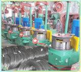 Machine van het Lassen van het Uiteinde van de Draad van de Prijs/van de Hoge snelheid van de Machine van het Draadtrekken van de Spijker van het Lage Koolstofstaal van het Type van katrol de Droge