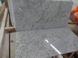 Le Cachemire en granit blanc Plan de travail haut de comptoir de cuisine