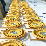 Hoher Lumen-Fabrik-Hersteller-Kai Industral Projekt-Flamme-Beweis AluminiumHousing100W PFEILER LED hohe Bucht-Lichter