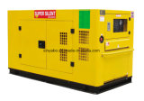 /119kw Doosan Genset diesel con insonorizzato