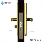 情報処理機能をもった電池式のコントローラの電子ドアロック