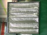 Filtro Pocket non tessuto per la raccolta della polvere