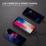 Yoobao W5 Qi Carregador Sem fio 5000amh para iPhone x 8 Plus Samsung Nota