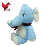 Brinquedo macio bonito super do elefante do bebê do luxuoso