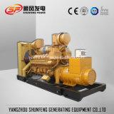 generatore di olio combustibile pesante 880kw con il motore diesel della Cina Jichai