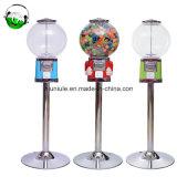 De ouderwetse Automaat van het Suikergoed van de Bal van de Machine Gumball Met Tribune