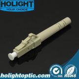 Разъем оптического волокна LC mm для кабеля заплаты волокна