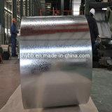 Строительный материал SGCC Gi стальной лист оцинкованной стали катушки зажигания