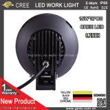 "7 "" Round 45W Heavy Duty spots LED Work Light (GT6606-45W)"
