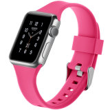 De nieuwe Riem van het Horloge van het Silicone van het Ontwerp Zachte voor Horloge 3 van de Appel de Band van Sporten