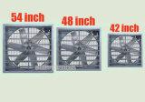 온실 380V/220V Hvls 팬 환기 배기 엔진 가격