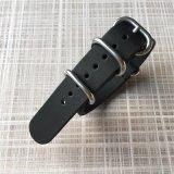 Preto de alta qualidade Zulu cinta de vigilância de couro