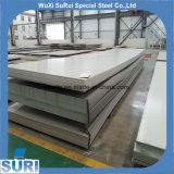 Плита нержавеющей стали AISI 304 толщина 2mm с поверхностью 2b