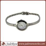 Vigilanza di piccola dimensione del quarzo delle signore, acciaio inossidabile Wirstwatch, vigilanze del braccialetto delle signore